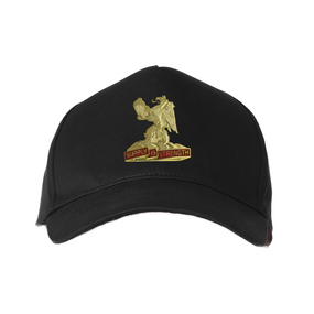 """407th BSB  (Airborne) """"Crest""""  Embroidered Baseball Cap"""