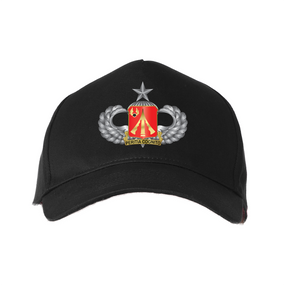 "782nd Maintenance   (Airborne) ""Senior"" Embroidered Baseball Cap"