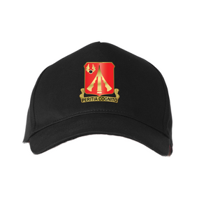 "782nd Maintenance   (Airborne) ""Crest""  Embroidered Baseball Cap"