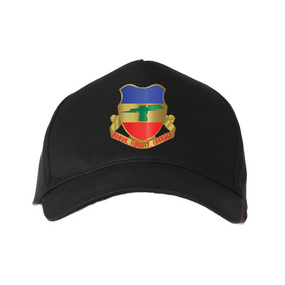 """3/73rd Armor """"Crest""""  Embroidered Baseball Cap"""