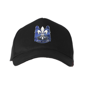 "82nd Hqtrs & Hqtrs ""Crest""   Embroidered Baseball Cap"