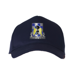 "82nd Aviation ""Crest""  Embroidered Baseball Cap"