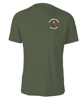 4th Armored Division Cotton Shirt (C)