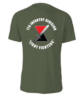 7th Infantry Division Cotton Shirt (C)(FF)