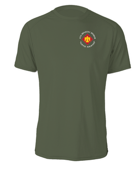 45th Infantry Division Cotton Shirt (C)