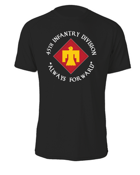 45th Infantry Division Cotton Shirt (C)(FF)