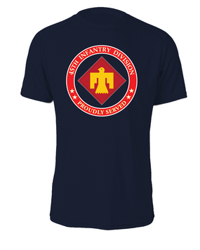 45th Infantry Division Cotton Shirt (PROUD)(FF)