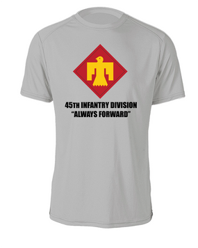 45th Infantry Division Cotton Shirt (L)(FF)
