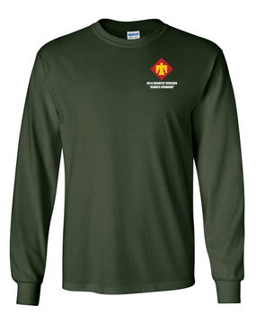 45th Infantry Division Long-Sleeve Cotton T-Shirt
