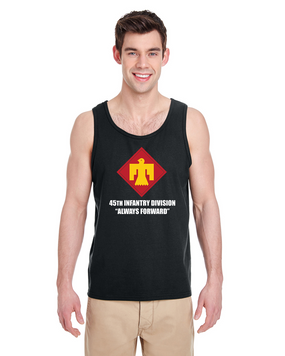 45th Infantry Division Tank Top  (FF)