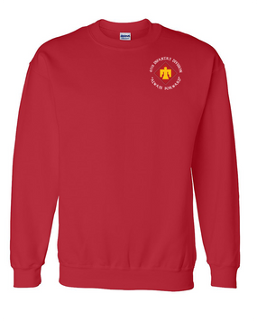 45th Infantry Division Embroidered Sweatshirt  (C)