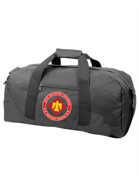 45th Infantry Division Embroidered Duffel Bag -Proud