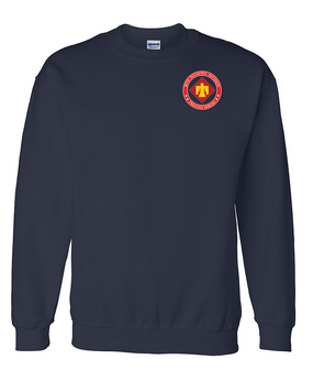 45th Infantry Division Embroidered Sweatshirt  -Proud