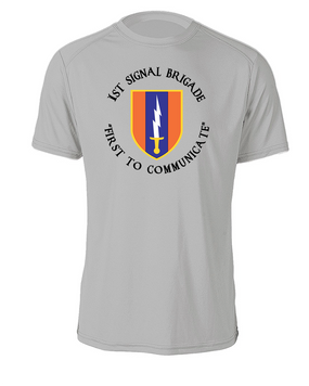 1st Signal Brigade Cotton Shirt (C)(FF)