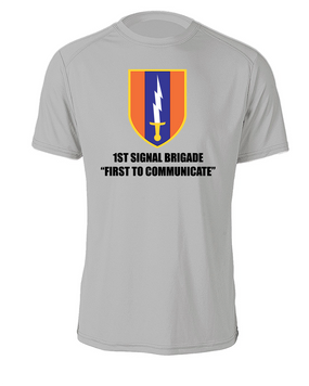 1st Signal Brigade Cotton Shirt  (FF)