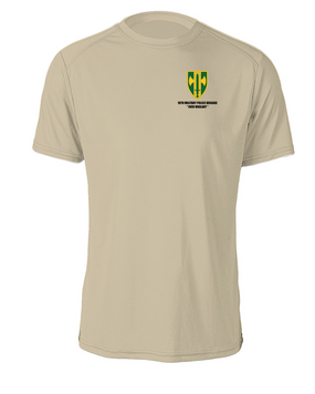 18th Military Police Brigade Cotton Shirt