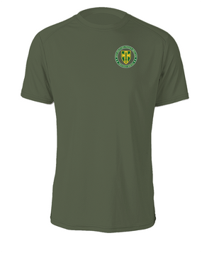 18th Military Police Brigade Cotton Shirt -Proud