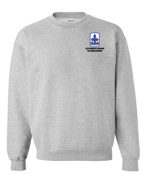 29th Infantry Brigade Embroidered Sweatshirt
