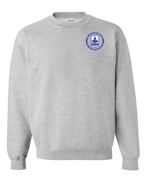 29th Infantry Brigade Embroidered Sweatshirt  -Proud