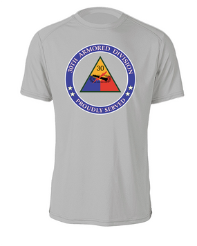 30th Armored Division Cotton Shirt -Proud (FF)