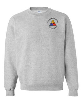 30th Armored Division Embroidered Sweatshirt  (C)