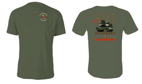 1st Armored Division Cotton Shirt -(F)