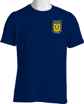 1st Special Forces Group Cotton Shirt