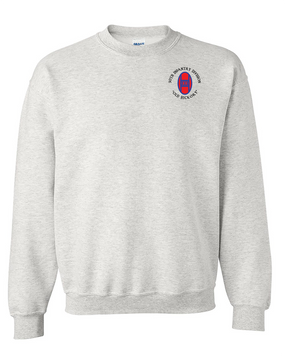 30th Infantry Division Embroidered Sweatshirt  (C)