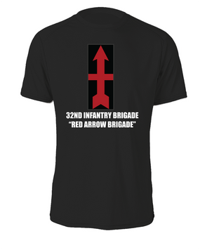 32nd Infantry Brigade Cotton Shirt (FF)
