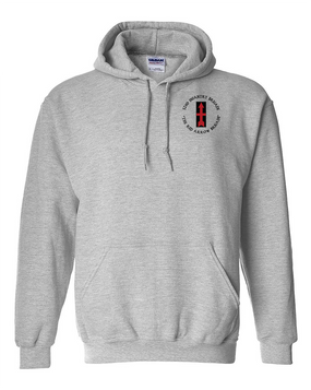 32nd Infantry Brigade Embroidered Hooded Sweatshirt (C)