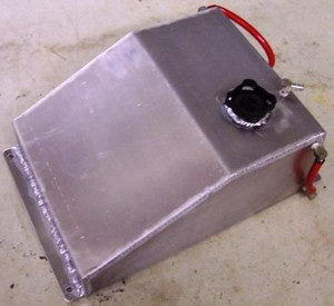 Champions Low Profile Fuel Tank