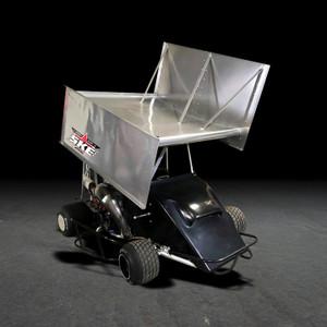 SKE Open Roller No Tires or Wheels MIG Welded
