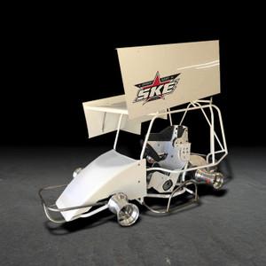 SKE Box Roller No Tires or Wheels MIG Welded