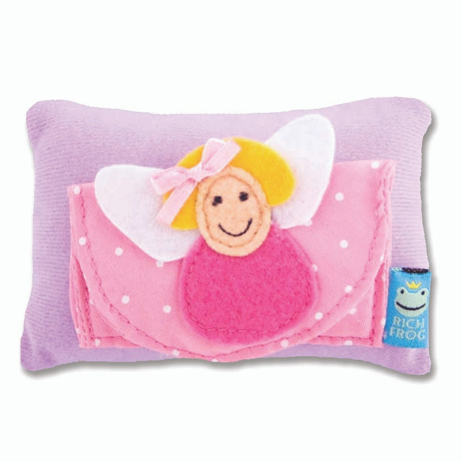 tooth fairy pillow angel