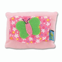 tooth fairy pillow butterfly