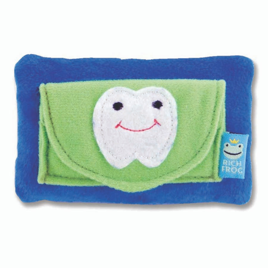 tooth fairy pillow tooth
