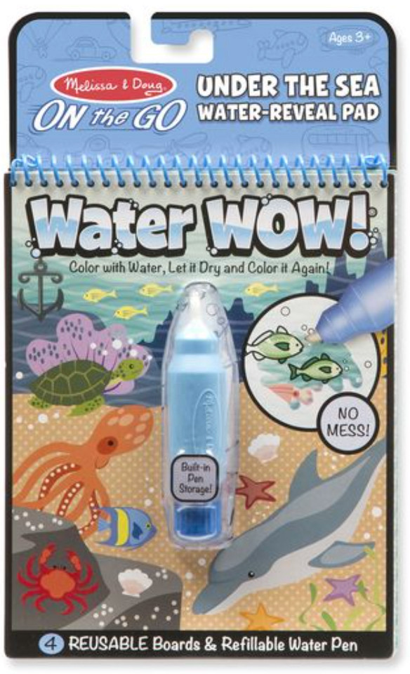 Water Wow Sea Life, Melissa & Doug