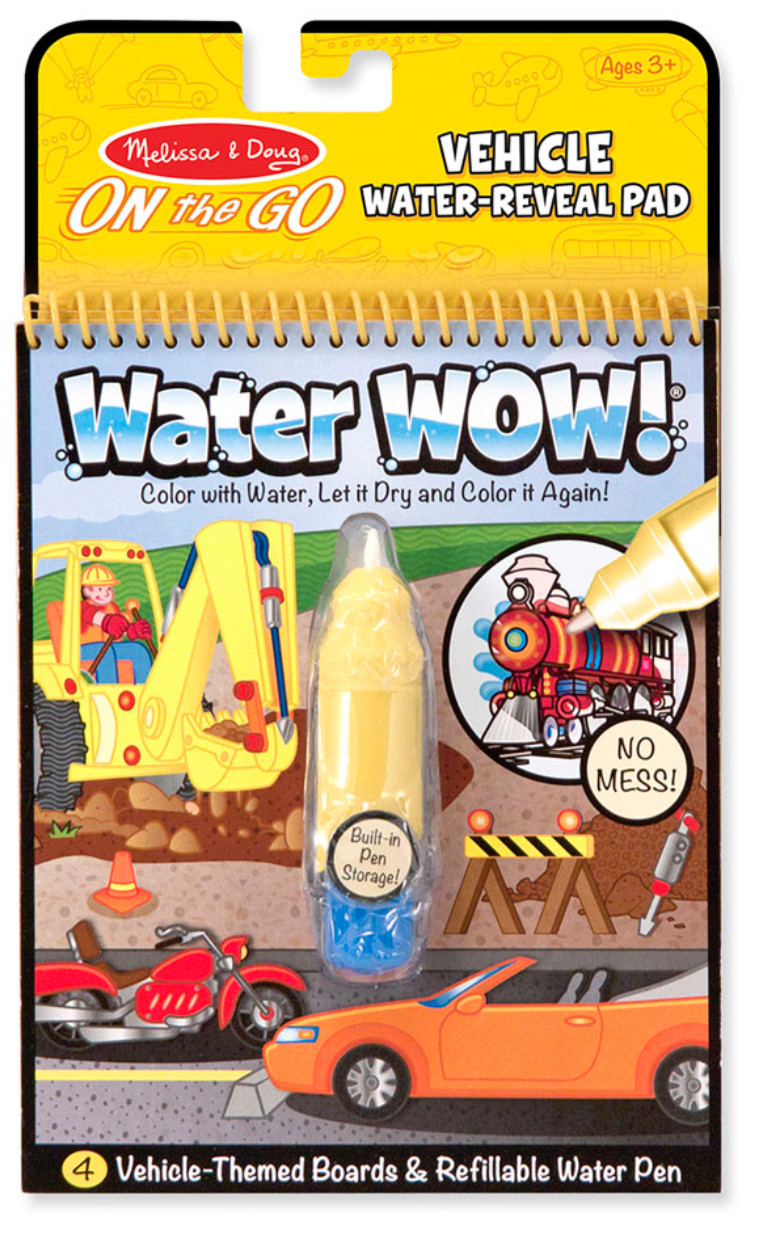Water Wow Vehicles, Melissa & Doug