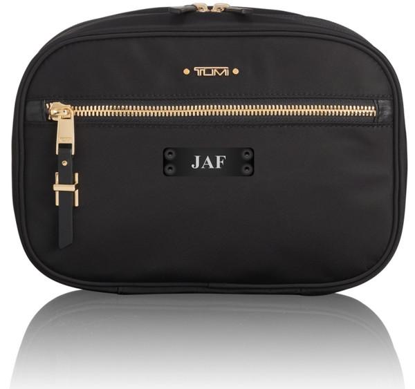 Tumi cosmetic bag