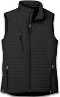 Eco-Insulated Quilted Vest - Ladies