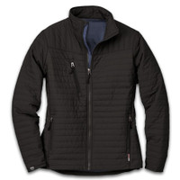 Eco-Insulated Quilted Jacket - Ladies