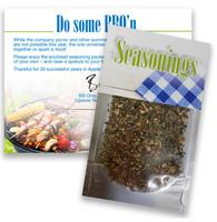 Customized Seasoning