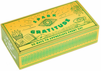 Spark Gratitude (50 Ways to Appreciate Every Day) (Miniature Edition)