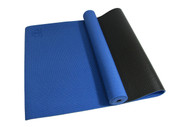 Sublime Eco-Yoga Mat 2 Tone Blue 6mm