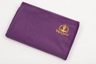 Yoga Mat Microfiber Towel Sublime Purple