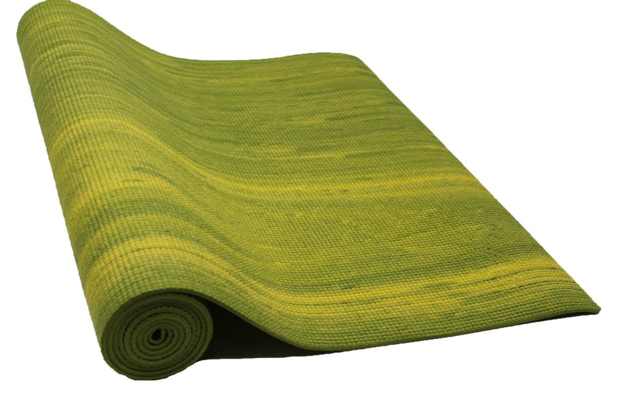 f0c6534407762 Boho Yoga Mat Lime Green 4.5mm - Buy My Yoga