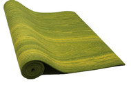 Boho Yoga Mat Lime Green 4.5mm