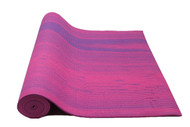 Boho Yoga Mat Purple 4.5mm