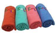 Baja Stretch Yoga Mat Microfiber Towel