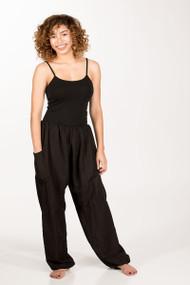 Boho Yoga Pants